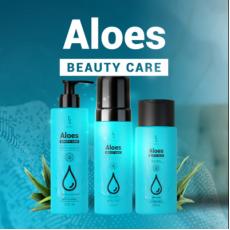 Очередные новые продукты линии DuoLife Aloes Beauty Care: Откройте для себя успокаивающую силу алоэ!