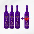 Купите 4 бутылки Keratin Hair Complex по цене 3!