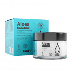 DuoLife Beauty Care Aloes Night Cream 50 ml