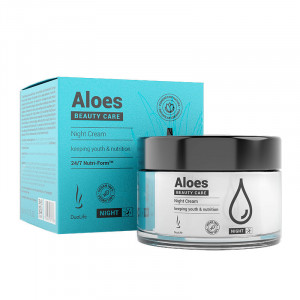 DuoLife Beauty Care Aloes Night Cream 50 ml