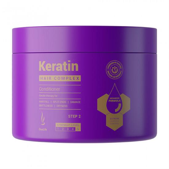 Кондиционер для волос DuoLife Keratin Hair Complex Advanced Formula Conditioner 200ml